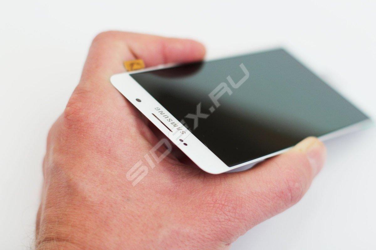 Samsung Galaxy A5 2016 экран