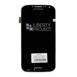 Дисплей для Samsung Galaxy S4 i9500 с тачскрином в сборе (0L-00028873) (черный)
