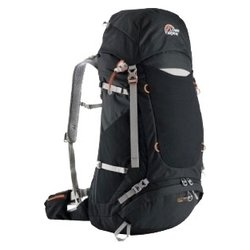 Lowe Alpine AirZone Trek+ 35:45 black (bark/pumpkin)