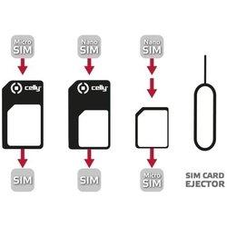 Набор адаптеров для SIM (Celly SIMKITAD)