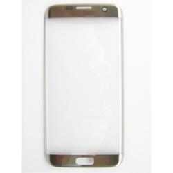 Стекло экрана для Samsung Galaxy S7 Edge G935 (99499) (золотистый) (1 категория Q)