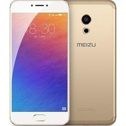 Meizu Pro 6 32Gb (бело-золотистый) :::