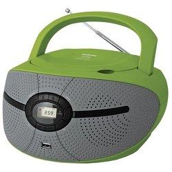 BBK BX195U (серо-зеленый)
