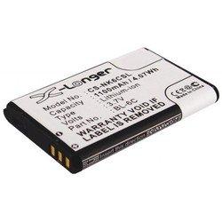 Аккумулятор для Nokia 2115i, 2116, 2116i, 2125, 2125i, 6155, 6155i, 6165 (BMP-334)