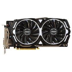 MSI GeForce GTX 1060 1544Mhz PCI-E 3.0 3072Mb 8008Mhz 192 bit DVI 2xHDMI HDCP RTL