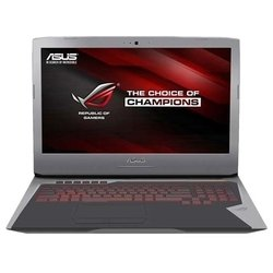 "asus  (intel core i7 6700hq 2600 mhz/17.3""/1920x1080/16gb/1256gb hdd+ssd/dvd-rw/nvidia geforce gtx 1060/wi-fi/bluetooth/win 10 home)"