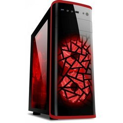3Cott Avalanche 800W Red-Black