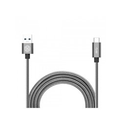 Дата-кабель USB type C - USB (Nillkin 874004Y0491) (серый)