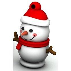 SmartBuy Wild series Снеговик Snow Paul 16GB