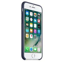 Чехол-накладка для Apple iPhone 7 (Apple MMWK2ZM/A) (темно-синий)