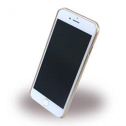 Чехол-накладка для Apple iPhone 7 (Guess GUHCP7MEGO) (золотистый)