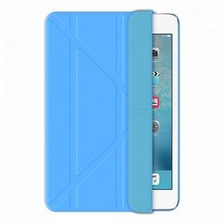 Чехол-книжка для Apple iPad mini 4 (Onzo Wallet 88013) (голубой)