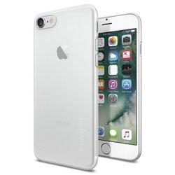 Чехол-накладка для Apple iPhone 7 Spigen AirSkin (042CS20487) (матово-прозрачный)
