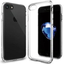 Чехол-накладка для Apple iPhone 7 Spigen Ultra Hybrid (042CS20443) (кристально-прозрачный)