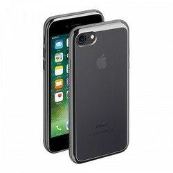 Чехол-накладка для Apple iPhone 7 (Deppa Gel Plus Case 85255) (графит)