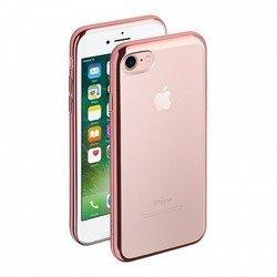 Чехол-накладка для Apple iPhone 7 (Deppa Gel Plus Case 85257) (розовый)