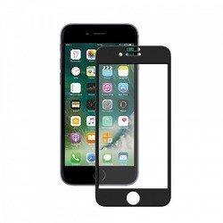 Защитное стекло для Apple iPhone 7 (Deppa 3D 62035) (черное)