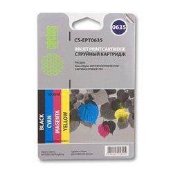 �������� ���������� ��� Epson Stylus C67, C87, CX3700, CX4100, CX4700 Cactus CS-EPT0635