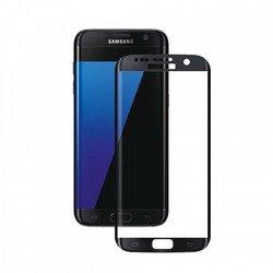 Защитное стекло для SamsungGalaxyS7 edge (Deppa 3D 62003) (черное)