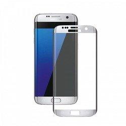 Защитное стекло для SamsungGalaxyS7 edge (Deppa 3D 62005) (серебристое)