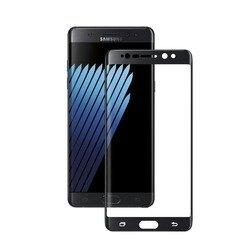 Защитное стекло для SamsungGalaxyNote 7 (Deppa 3D 62029) (черное)