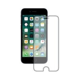 Защитное стекло для Apple iPhone 7 (Deppa 62031) (прозрачное)
