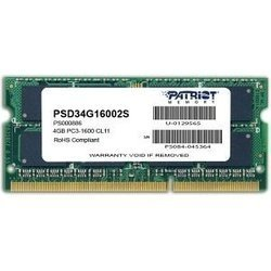 Patriot Memory PSD34G16002S