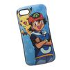 Чехол-накладка для Apple iPhone 7 (Pokemon Go, синий) (0L-00029410) - Чехол для телефонаЧехлы для мобильных телефонов<br>Чехол-накладка обеспечит защиту Вашего мобильного телефона от царапин, потертостей и других нежелательных внешних воздействий.<br>