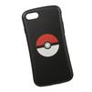 Чехол-накладка для Apple iPhone 7 (Pokemon Go, черный) (0L-00029409) - Чехол для телефонаЧехлы для мобильных телефонов<br>Чехол-накладка обеспечит защиту Вашего мобильного телефона от царапин, потертостей и других нежелательных внешних воздействий.<br>