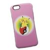 Чехол-накладка для Apple iPhone 6, 6S (Pokemon Go, розовый) (0L-00029408) - Чехол для телефонаЧехлы для мобильных телефонов<br>Чехол-накладка обеспечит защиту Вашего мобильного телефона от царапин, потертостей и других нежелательных внешних воздействий.<br>