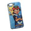 Чехол-накладка для Apple iPhone 6, 6S (Pokemon Go, синий) (0L-00029407) - Чехол для телефонаЧехлы для мобильных телефонов<br>Чехол-накладка обеспечит защиту Вашего мобильного телефона от царапин, потертостей и других нежелательных внешних воздействий.<br>