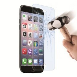 Защитное стекло для Apple iPhone 7 Plus (Muvit MUTPG0169) (прозрачное)