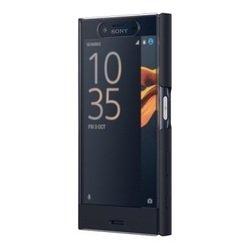 Чехол-книжка для Sony X Compact (Sony Touch Cover SCTF20) (черный)