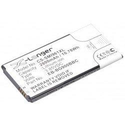 Аккумулятор для Samsung Galaxy S5 GT-i9600, SM-G900, SM-G900F (BMP-250)