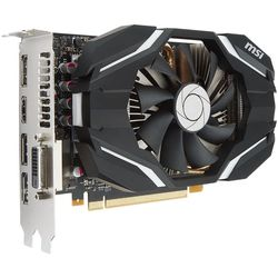 msi geforce gtx 1060 1544mhz pci-e 3.0 6144mb 8008mhz 192 bit dvi hdmi dp rtl