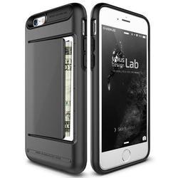 Чехол-накладка для Apple iPhone 6S, 6 (Verus Damda Clip 904286) (темное-серебро)