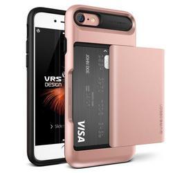 Чехол-накладка для Apple iPhone 7 (Verus Damda Glide 904610) (розовое золото)