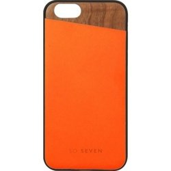 Чехол-накладка для Apple iPhone 7 (So Seven Dandy SVNCSCAORIP7) (оранжевый)
