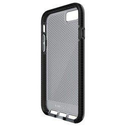Чехол-накладка для Apple iPhone 7 Plus (Tech21 Evo Check T21-5347) (черный)