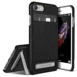 Чехол-накладка для Apple iPhone 7 (Verus Simpli Leather 904733) (черный)