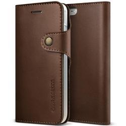 Чехол-книжка для Apple iPhone 7 (Verus Native Diary 904678) (кофейно-коричневый)