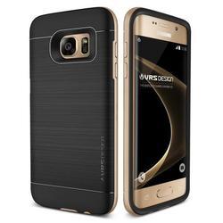 Чехол-накладка для Samsung Galaxy S7 Edge (Verus High Pro Shield 904395) (золотистый)