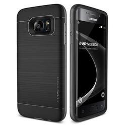 Чехол-накладка для Samsung Galaxy S7 Edge (Verus High Pro Shield 904396) (стальное серебро)