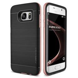 Чехол-накладка для Samsung Galaxy S7 Edge (Verus High Pro Shield 904397) (розовое золото)