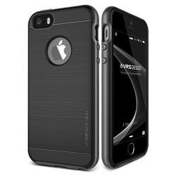 Чехол-накладка для Apple iPhone 5, 5S, SE (Verus High Pro Shield 904497) (стальной)