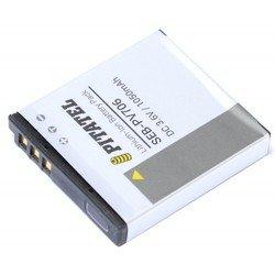 Аккумулятор для Ricoh Caplio R10, R6, R7, R8, CX1, Panasonic Lumix DMC-FS20, DMC-FS3, DMC-FS5, DMC-FX30, DMC-FX33, DMC-FX35, DMC-FX36, DMC-FX37, DMC-FX38, DMC-FX500, DMC-FX520, DMC-FX55 (Pitatel SEB-PV706)