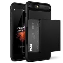 Чехол-накладка для Apple iPhone 7 Plus (Verus Damda Glide 904767) (черный)