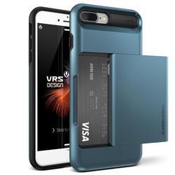 Чехол-накладка для Apple iPhone 7 Plus (Verus Damda Glide 904645) (стальной голубой)
