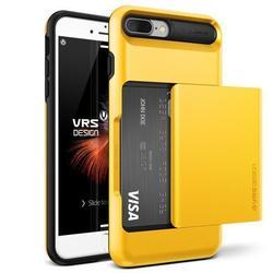 Чехол-накладка для Apple iPhone 7 Plus (Verus Damda Glide 904646) (желтый)