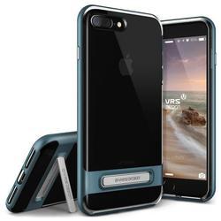 Чехол-накладка для Apple iPhone 7 Plus (Verus Crystal Bumper 904635) (стальной голубой)